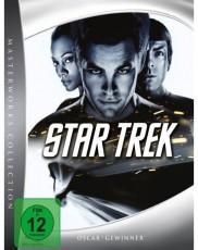 Star Trek 11 - Die Zukunft hat begonnen (The Masterworks Collection) Blu-ray Cover
