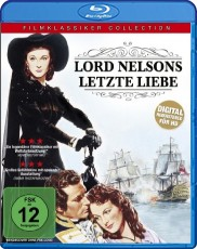 Lord Nelsons letzte Liebe (s/w) Blu-ray Cover