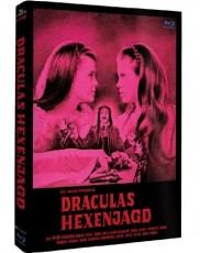 Draculas Hexenjagd  (Limited Edition 1) Blu-ray Cover