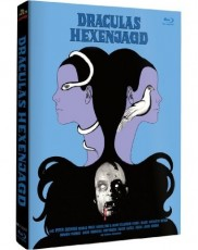 Draculas Hexenjagd  (Limited Edition 2) Blu-ray Cover