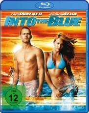Into the Blue (Neuauflage 2014) Blu-ray Cover