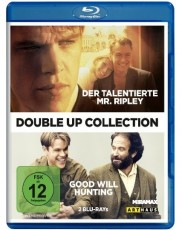 Good Will Hunting/Der talentierte Mr. Ripley (Double-Up Collection) Blu-ray Cover