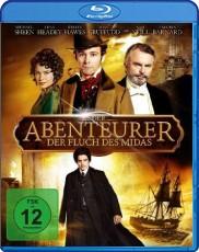 Der Abenteurer - Der Fluch des Midas  Blu-ray Cover