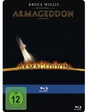 Armageddon - Das jüngste Gericht (Steelbook)  Blu-ray Cover