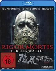 Rigor Mortis - Leichenstarre  Blu-ray Cover
