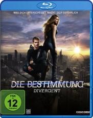 Die Bestimmung - Divergent  Blu-ray Cover