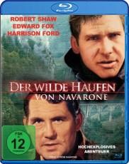 Der wilde Haufen von Navarone  Blu-ray Cover