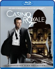 James Bond 007: Casino Royale Blu-ray Cover