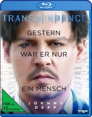 Transcendence  Blu-ray Cover