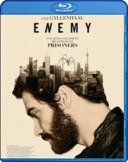 Enemy (Limited Steelbook Edition) Blu-ray Cover