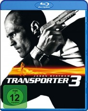 Transporter 3 Blu-ray Cover