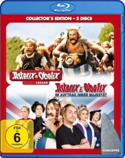 Asterix & Obelix (Collector's Edition) Blu-ray Cover