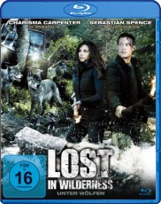 Lost in Wilderness - Unter Wölfen  Blu-ray Cover