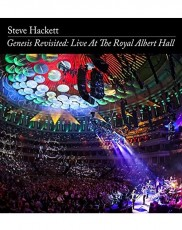Genesis Revisited: Live at the Royal Albert Hall (Special Edition)  Blu-ray Cover