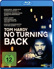 No Turning Back  Blu-ray Cover