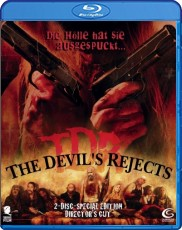 The Devils Rejects: Directors Cut  - 2-Disc Special Edition Blu-ray Cover