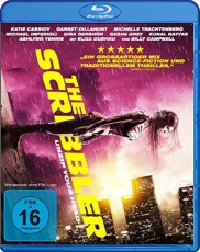 The Scribbler Blu-ray Cover