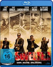 Swelter - Gier, Rache, Erlösung Blu-ray Cover