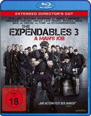 The Expendables 3 Blu-ray Cover