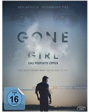 Gone Girl - Das perfekte Opfer Blu-ray Cover