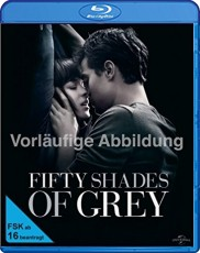 Fifty Shades of Grey - Geheimes Verlangen Blu-ray Cover
