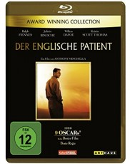 Der Englische Patient (Award Winning Collection) Blu-ray Cover