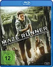 Maze Runner - Die Auserwählten im Labyrinth Blu-ray Cover