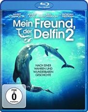 Mein Freund, der Delfin 2 Blu-ray Cover