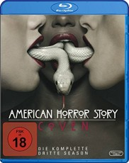 American Horror Story - Season 3 Blu-ray Cover