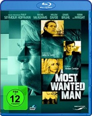 A Most Wanted Man Blu-ray Cover