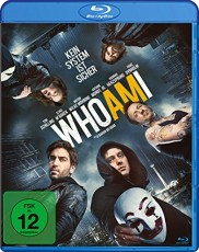 Who am I - Kein System ist sicher Blu-ray Cover