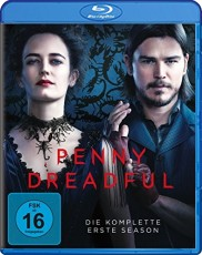 Penny Dreadful - Die komplette erste Staffel Blu-ray Cover