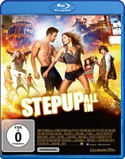 Step Up - All In Blu-ray Cover
