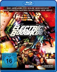 Electric Boogaloo Blu-ray Cover