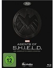 Marvels Agents of S.H.I.E.L.D. - Staffel 1 Blu-ray Cover