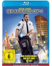 Der Kaufhaus Cop 2 Blu-ray Cover