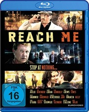 Reach me Blu-ray Cover