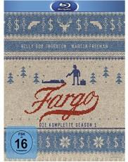 Fargo - Die komplette erste Staffel Blu-ray Cover