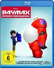 Baymax - Riesiges Robowabohu Blu-ray Cover