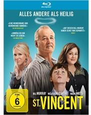 St. Vincent  Blu-ray Cover