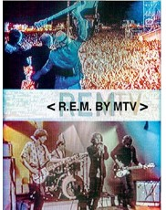 R.E.M. by MTV  Blu-ray Cover