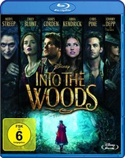 Into the Woods Blu-ray Cover