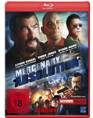 Mercenary - Absolution Blu-ray Cover