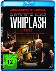 Whiplash  Blu-ray Cover
