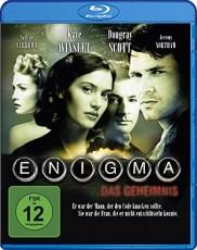 Enigma - Das Geheimnis Blu-ray Cover