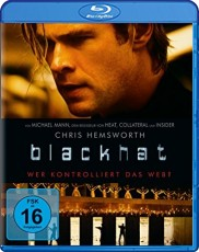 Blackhat Blu-ray Cover