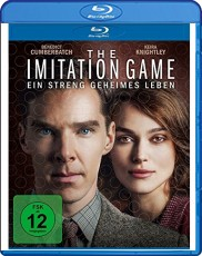 The Imitation Game - Ein streng geheimes Leben Blu-ray Cover
