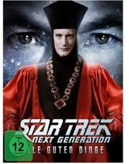 Star Trek The Next Generation - Alle guten Dinge Blu-ray Cover