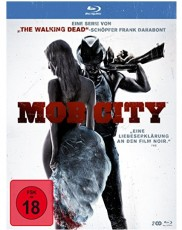 Mob City - Staffel 1 Blu-ray Cover
