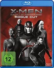 X-Men - Zukunft ist Vergangenheit (2014) (Rogue Cut) Blu-ray Cover